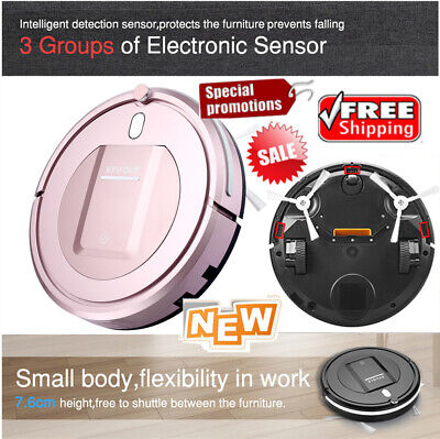 Eyugle KK290A Aspirapolvere Vacuum Smart Robot Cleaner Anti-falling Auto mode IT
