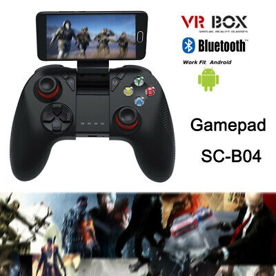 XGODY Wireless Bluetooth Gamepad Remote Game Controller SC-B04 For Android PC
