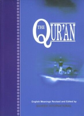 The Complete Quran Translated into English by Sahih International