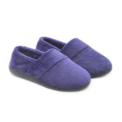 Aussie Dearhome Women Indoor Slippers  Warm home Moccasin Soft Plush House Shoes