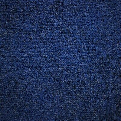 Plush Royal Blue Carpet TIles. Good Condition. Soft Underfoot. Free Delivery.