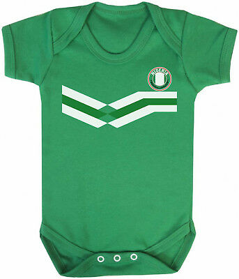 NIGERIA World Cup 2018 BABYGROW FOOTBALL New Style Retro