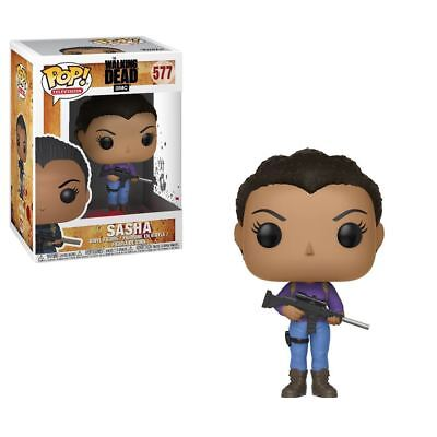 Funko Pop TV The Walking Dead Sasha Vinyl Figure