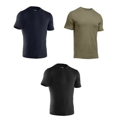 e5f949f4b Under Armour 1234237 Men's Tee Tactical Charged Cotton T-Shirt Size S-3XL