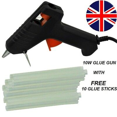 New Adhesive Hot Melt 7mm 7.2mm Glue Sticks for Trigger Electric Gun 100mm long