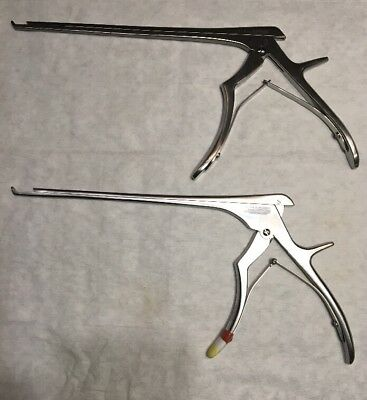 Aesculap FF739R Kerrison Bone Surgical Punch + 1 Other