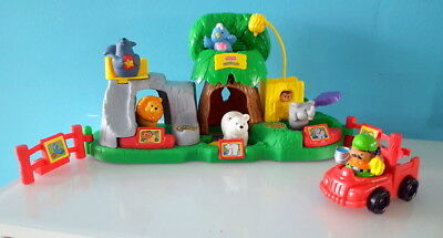 Fisher Price - Zoo  Little Peoples Sonore
