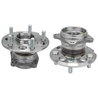 2 Rear Wheel Bearing Hubs Set suits Toyota RAV4 00~06 ACA20 ACA21 ACA22 ACA23