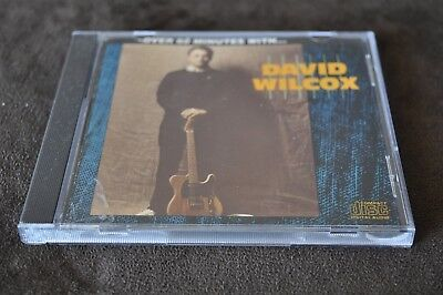 Over 60 Minutes With... by David Wilcox (CD, 1987, Capitol Canada)