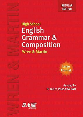 FAST SHIP: High School English Grammar & Compo 1E by Wren And Mar