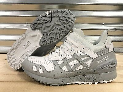 87862ac7ee57 Asics Gel-Lyte MT White Off-White Grey Trail Running Shoes SZ ( H7Y4L