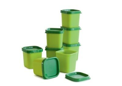 Set Crystalwave 8 Pz Tupperware
