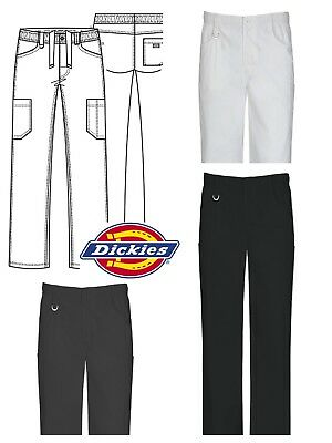 Clearance 81111 EDS Signature Stretch by Dickies Men's Zip Fly PullOn Scrub Pant