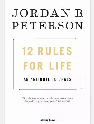 12 Rules For Life: An Antidote To Chaos By Jordan B Peterson **iBook**