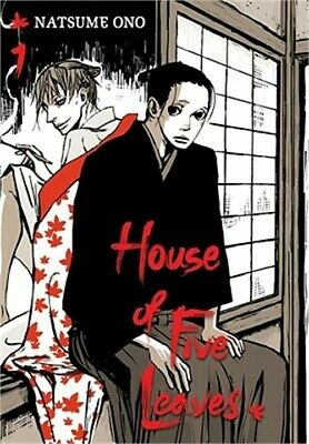 House of Five Leaves, Volume 1 (Paperback or Softback)