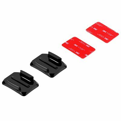 Curved Surface Mounts 3M Adhesive Pads Sticker For GoPro 7 6 5 4 3+ 3 2 1 Xiaoyi