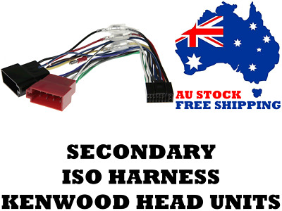Astounding Aerpro App8Ke Secondary Harness Kenwood To Iso 2000 2004 16 Pin Wiring Digital Resources Indicompassionincorg