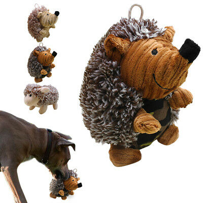 Interactive Dog Squeaky Toys Stuffed Plush Sound Squeaker Pet Cat Puppy Chew Toy