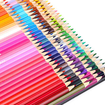 120pcs Colored Pencils Set Artists Sketchers Tool for Painting Drawing Coloring