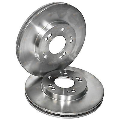 2 Rear Disc Brake Rotors Mitsubishi Magna TR TS 4cyl + V6 non ABS