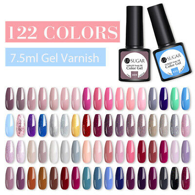 UR SUGAR Nail UV Gel Polish Glitter Neon Laser Sequins Soak Off UV/LED Nail Art