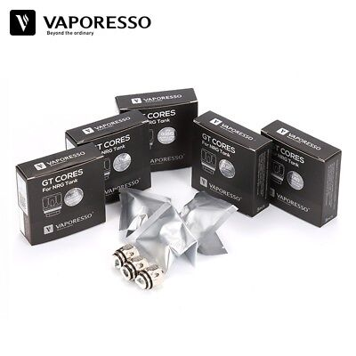 3pcs Vaporesso GT Replacement Coil Head Atomize Core for NRG Revenger SWAG Tank