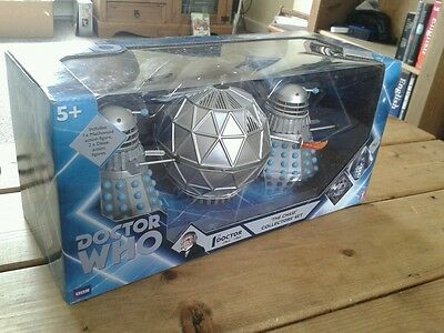 Dr Doctor Who The Chase Collectors Figure Set New Sealed Mint Boxed