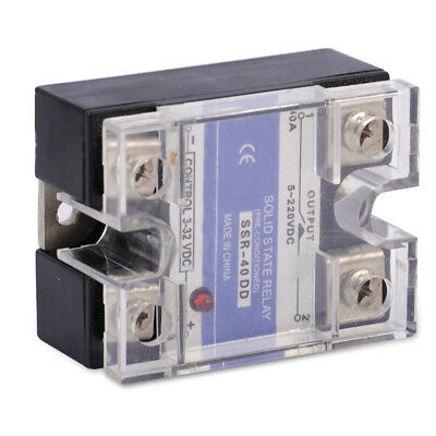 SSR-40A DD DC 5-150V 3-32V Solid State Relay for Temperature Control Automatic
