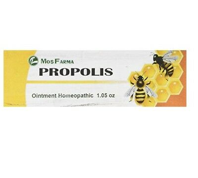 PROPOLIS Homeopathic Ointment Cream - 30 g 100% Natural