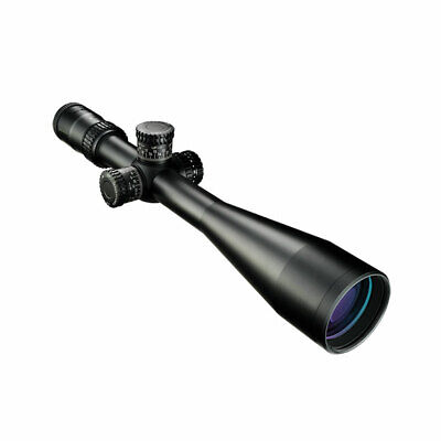 Nikon Black FX1000 6-24x50mm Illuminated FX-MRAD Reticle Riflescope 16516