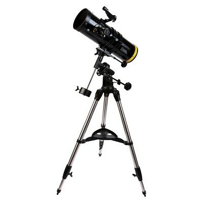 National Geographic Series EQ Telescope, 114mm
