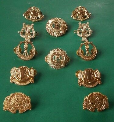 a job lot of 12 Irish Defence Forces staybright Badges