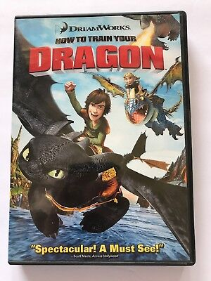 How to train your dragon dvd 2010 no cover 349 picclick how to train your dragon dvd 2010 dreamworks rated pg ccuart Choice Image
