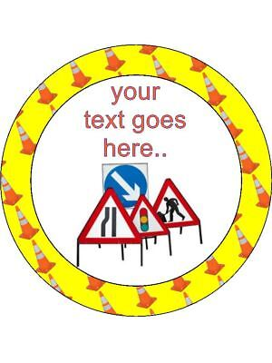 ROAD CONES AND Traffic Signs PicClick UK