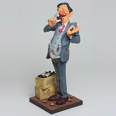Guillermo Forchino Comic Art small - SOMMELIER - Professionals Skulptur FO84007