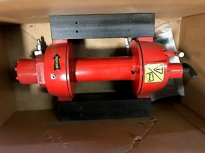 Brevini Winch Raptor 5.6 Rated at 12,600 lbs Line Pull, New Old Stock