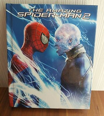 The amazing spider-man 2: rise of Electro Blu-ray 3D Mediabook Top Marvel Bluray