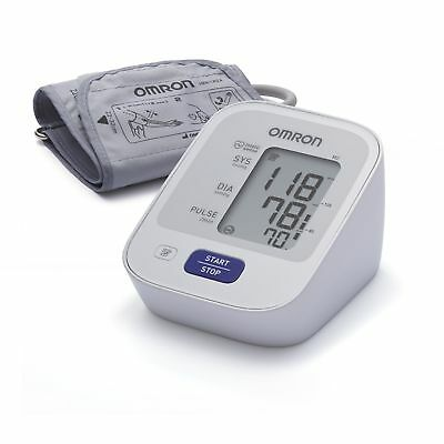 Omron Healthcare M2 Upper Arm Blood Pressure Monitor White Indicator Irregular