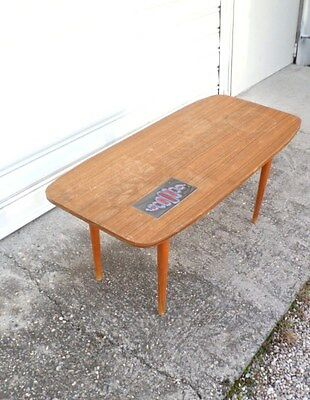 Superb coffee table vintage 1950