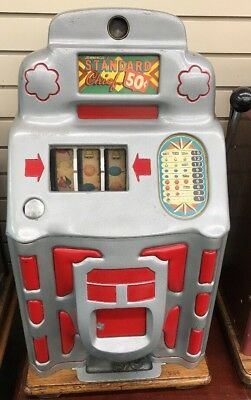 50c Jennings Slot Machine