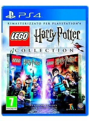 Lego Harry Potter Collection. PlayStation 4 PS4 ITA 1000631075 WARNER BROS