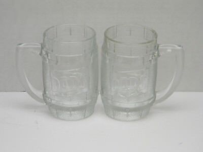 Dad's Root Beer Old Fashioned Mugs Set of 2