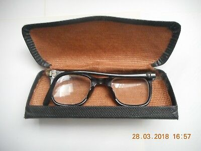 Vintage Child Glasses with Case