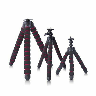 Octopus Tripods Stand Spider Flexible Tripod For GoPro Hero Camera Mobile Phone