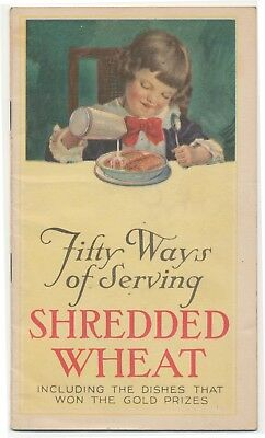 Serving Shredded Wheat 50 Ways Dishes That That Won Gold Prizes Also Triscuit