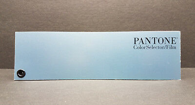 Pantone Color Selector / Film