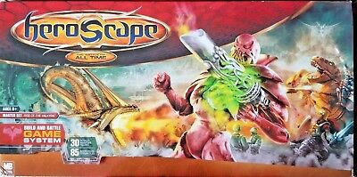 Hasbro Heroscape Master Set: Rise of the Valkyrie NEW