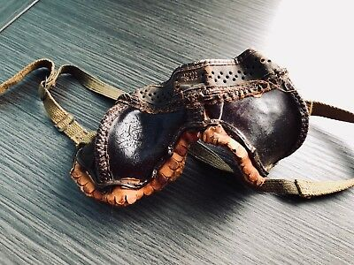 Antique Sleep Mask