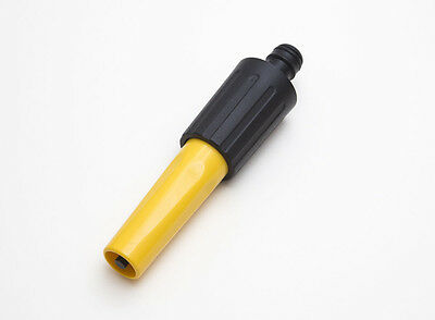 Yellow Adjustable Hose Pipe Nozzle Quick Fix Hozelock Compatible Pack Of 3