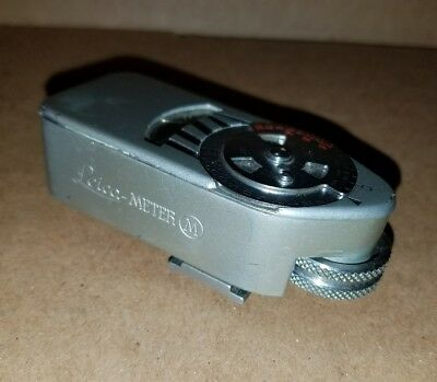 Leica meter M Early With Box For Early Leica M3